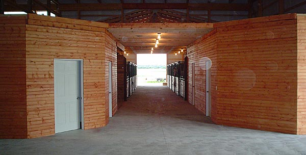 Creekside Equicenter conveniently located south of South Bend, Indiana