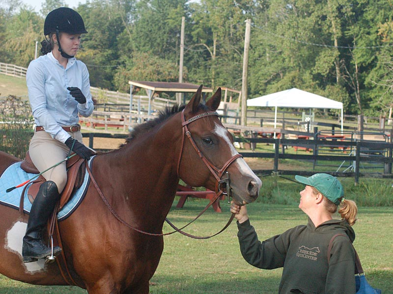 Colleen Prout, Riding Instructor