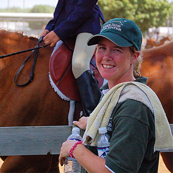 Tina Prout, Owner/Trainer